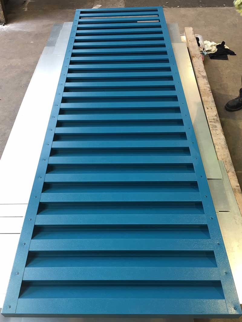 Steel Cladding Sheets Corrugated Roofing Foregale Ltd