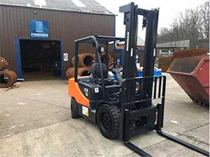 New Fork Truck Liversedge