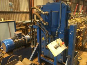 Brand new Pedax reinforcement bar cutter Liversedge