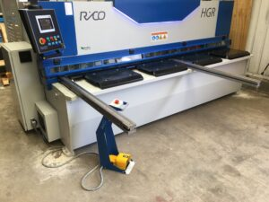 Another Brand New Rico Machine Liversedge